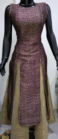 Ladies Readymade Indo Western Dress