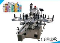 New Type Automatic Double Sides Adhesive Sticker Labeling Machine