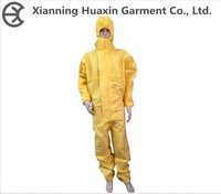 Chemical Taped Coverall