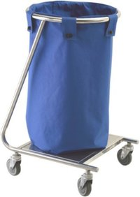 Trolley for Dirty Linen and Waste (HF2296)