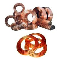 Copper Tubes In Pancake Coil