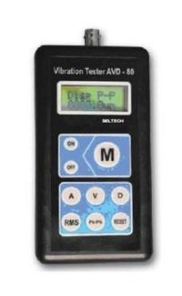 Digital Vibration Tester
