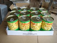 Canned Foodstuff