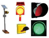 Solar Led Traffic Signal Light