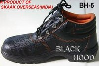 Black Hood Shoes