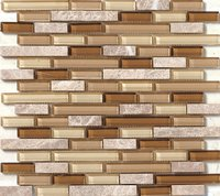 Glass Mosaic Tiles (ST981502)