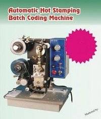Batch Coding Machine