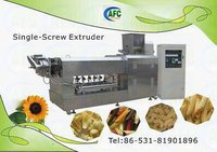Snack Food Machine-Single Screw Extruder