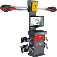 High Accurate Wheel Alignment Machine