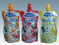 Plastic Juice Pouch / Beverage Pouch