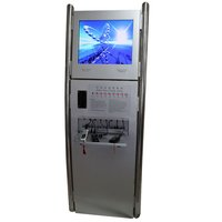 Coin Operated Cell Phone Charger Machine