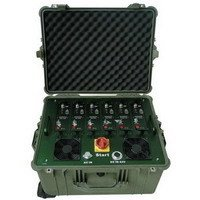 Portable High Power Jammer For Military And Vip Convoy Protection