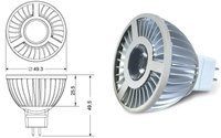 Led-Mr16 Bulb