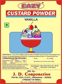 Custard Powder Vanilla