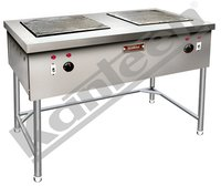 ELECTRIC RANGE WITH HOT PLATE