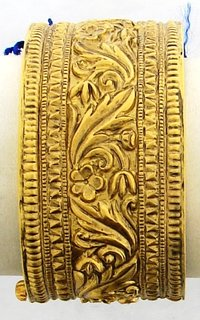 Fancy Gold Bracelets