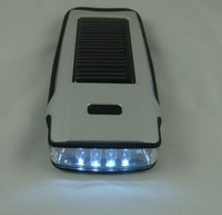 Solar Energy Electric Torch