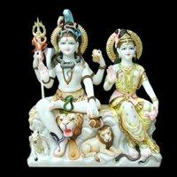 Gorishankar Marble Moorti
