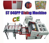 Automatic Paper Gluing Machine