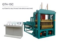 Full Automatic Block Machines