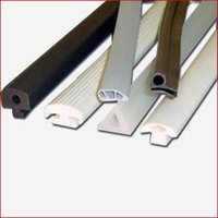 Shaped Silicone Seal Strips