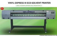 Vinyl Express III ECO-SOL Printer
