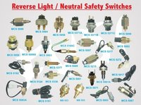 Reverse Light Switches / Neutral Switches