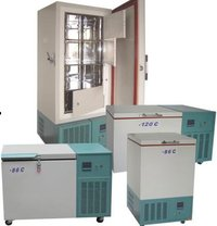 Ultra-Low Temperature Laboratory & Medical Deep Freezer