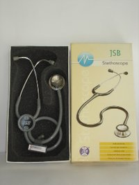 Jsb Stainless Steel Super Deluxe Stethoscope
