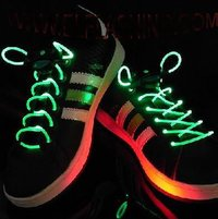 LED Flashing Shoe Lace