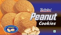 Salty Peanut Cookies