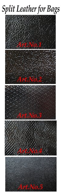 SPLIT LEATHER FOR BAGS, WALLETS