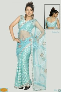 Designer Saree Choli