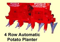 4 Row Automatic Potato Planter