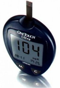 One Touch Ultra Blood Glucose Meters