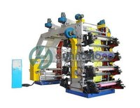 High Speed 8 Colors Plastic Film Flexographic Printing Machine (CH888)
