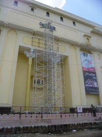 Aluminium Scaffolding Tower Equipments