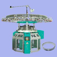 New Type Single Jersey Circular Knitting Machine