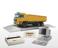 Fully Electronic Weigh Bridge System