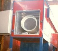 Rotary Tube Heating Oven