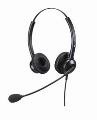 Economical Simple Structure Telephone Headset