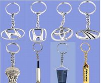 Cut Out Key Chains