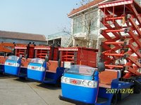 Truck Mounted Scissor Lift Table