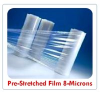 Stretch Film 8-Microns-Bandex
