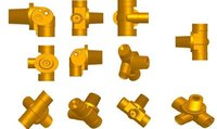 Brass Cng Kit Parts