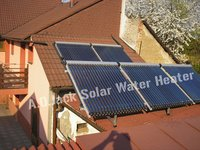 Pressurized Solar Water Heaters