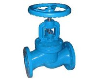 Cast Iron Or Ductile Iron Globe Valves