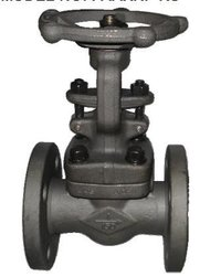 Ansi Class 150/300/600 For Forged Carbon Steel Or Stainless Steel Gate Valve With Flange Design