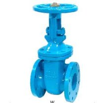 Cast Iron Or Ductile Iron Rising Stem Gate Valve