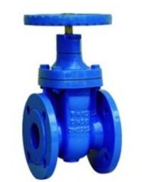 Cast Iron Or Ductile Iron Non-Rising Stem Gate Valve Bolted Bonnet